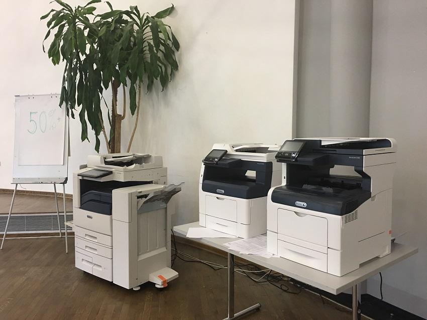 """Семинар """"Самое масштабное обновление линейки в истории Xerox"""""""