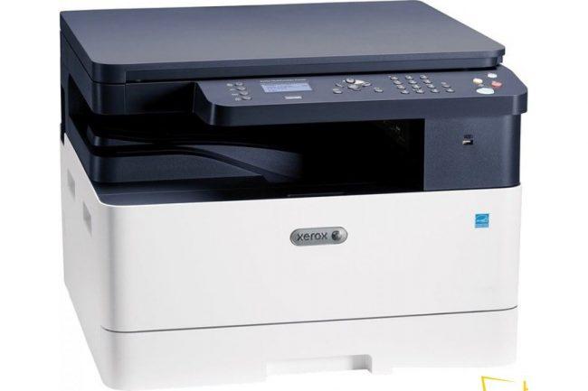 Новые МФУ Xerox B1022/B1025!
