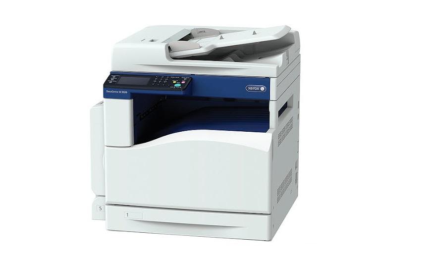 Обзоры Xerox DocuCentre SC2020
