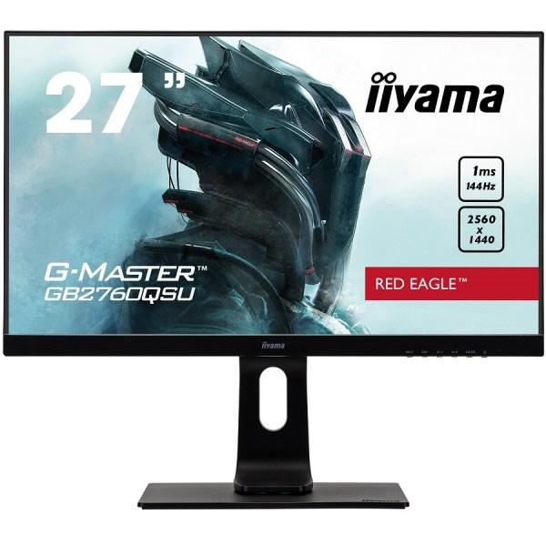 Монитор Iiyama G-Master GB2760QSU-B1 B