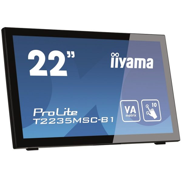ЖКИ монитор Iiyama ProLite T2235MSC-B1