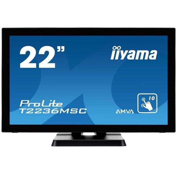 ЖКИ монитор Iiyama ProLite T2236MSC-B2