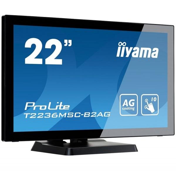 ЖКИ монитор Iiyama ProLite T2236MSC-B2AG