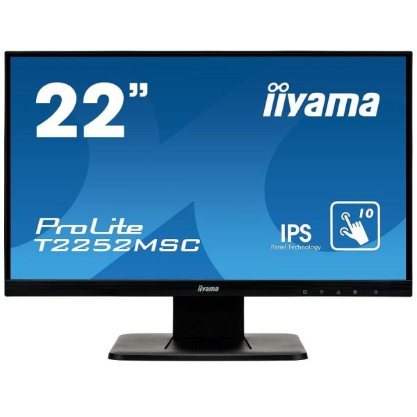 ЖКИ монитор Iiyama ProLite T2252MSC-B1