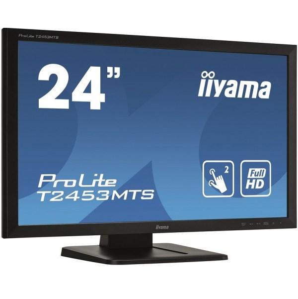 ЖКИ монитор Iiyama ProLite T2453MTS-B1