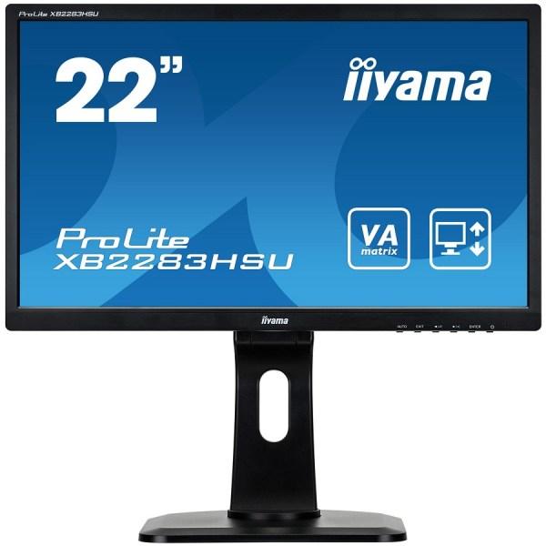 ЖКИ монитор iiyama ProLite XB2283HS-B5