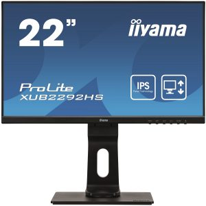 ЖКИ монитор Iiyama ProLite XUB2292HS-B1