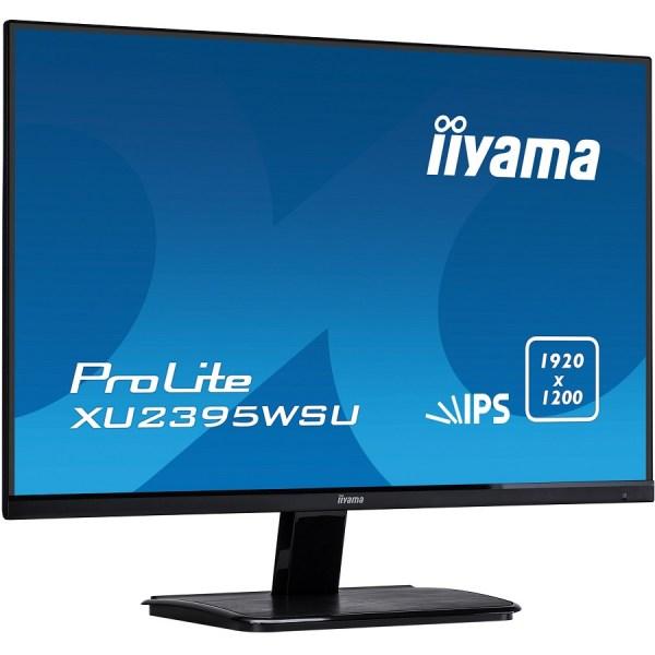 ЖКИ монитор Iiyama ProLite XU2395WSU-B1