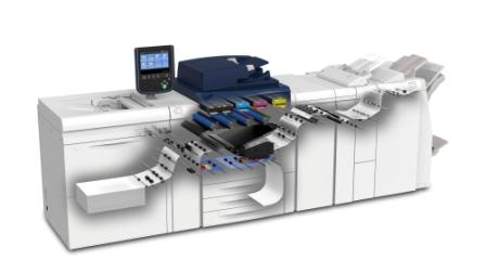 """Приглашаем на """"тест-драйв"""" цифровой печатной машины XeroxVersant 80"""