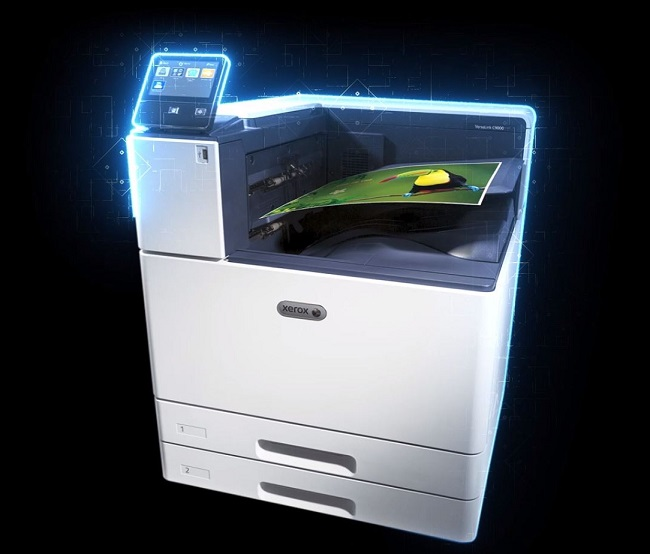 Cамый компактный принтер Xerox для декоративной полиграфии