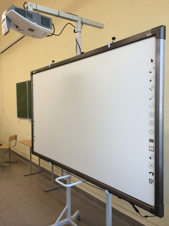 Инсталяции презентационного и обучающего оборудования