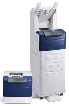 Компания XEROX объявила о начале продаж новых принтеров для рабочих групп