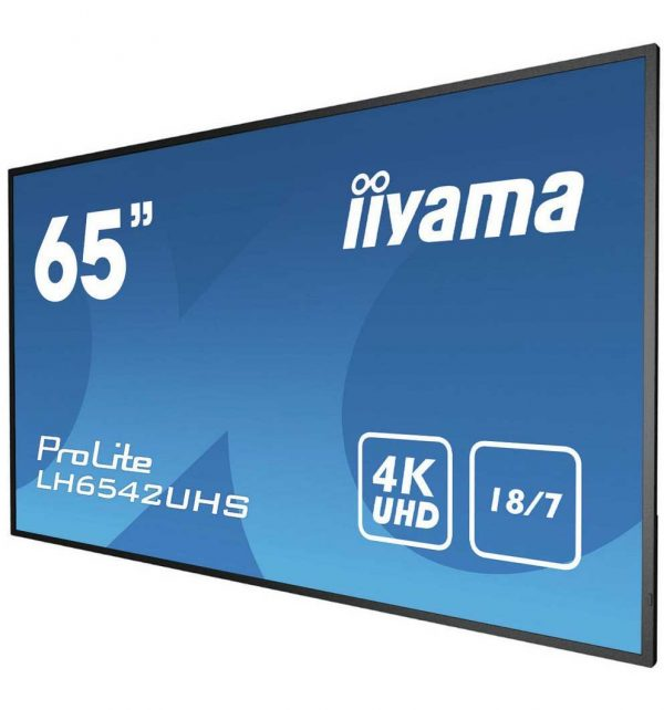 ЖКИ монитор Iiyama ProLite LH6542UHS-B1