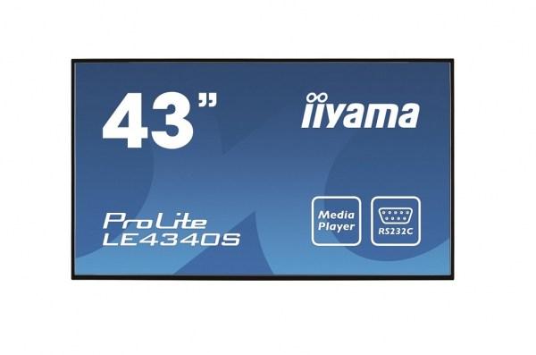 ЖКИ монитор Iiyama ProLite LE4340S-В1