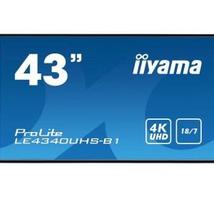 ЖКИ монитор Iiyama ProLite LE4340UHS-B1