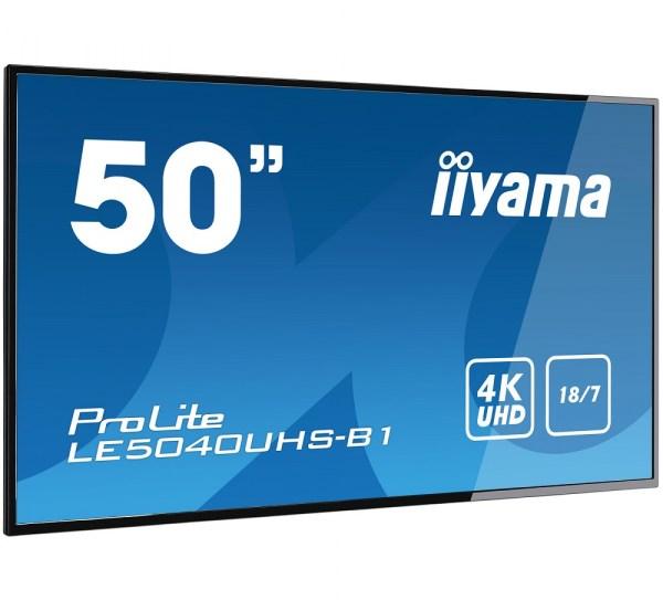ЖКИ монитор Iiyama ProLite LE5040UHS-B1