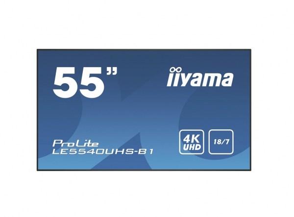 ЖКИ монитор Iiyama ProLite LE5540UHS-B1