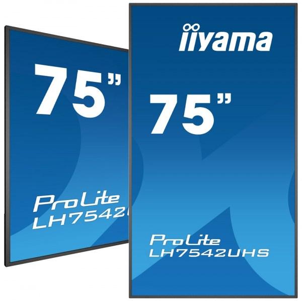 ЖКИ монитор Iiyama ProLite LH7542UHS-B3