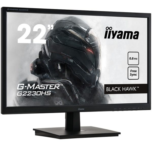 Монитор Iiyama G-Master G2230HS-B1