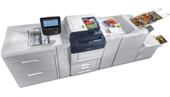 МФУ Xerox PrimeLink C9070 - гибкие возможности печати!