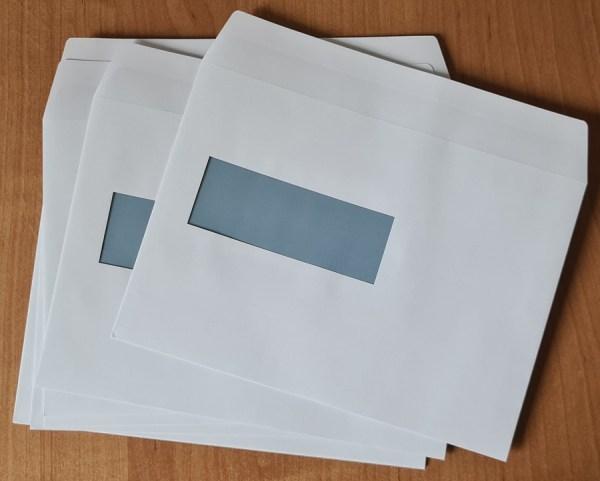 Конверты для цифровой печати Xerox